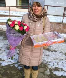 Цветы с доставкой в Днепр