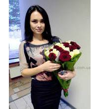 Букет роз с доставкой в Александрии