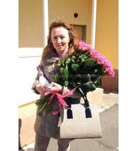 Розы Аква отправились в Винницу