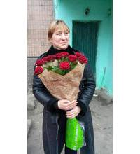Bouquet of Roses Prestige brought in Chernivtsi