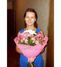Доставка цветов в Краматорск