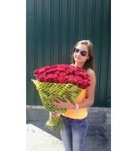 Доставка роз в Новомосковск