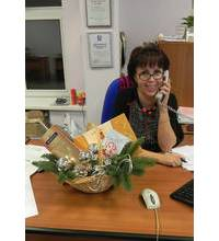 Gift basket delivered in Nikolaev