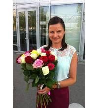 Розы доставлены в Стаханов