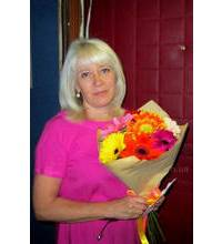 Bouquet of lilies delivered in Ivano-Frankivsk